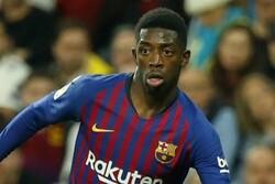 پیشنهاد جدید برای «دمبله»/ شیاطین سرخ به دنبال بازیکن بارسلونا