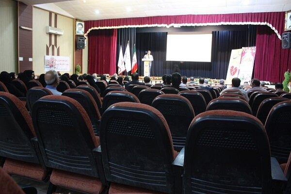 همایش مداخلات پس از طلاق در شهرستان مرند برگزار شد