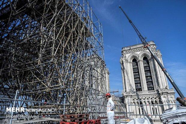 بازسازی کلیسای نوتردام