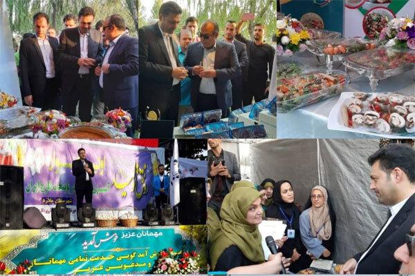 اولین جشنواره آشپزی با قارچ به میزبانی شهرستان ملارد برگزار شد