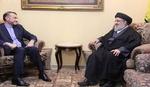 السيد نصرالله: امريكا ليست قادرة على فرض حرب عسكرية على ايران
