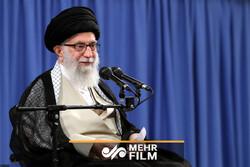 فیلم منتشرنشده سخنرانی رهبرانقلاب درباره روز عرفه