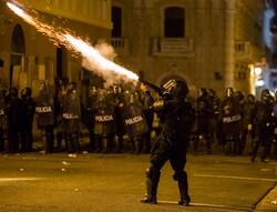 تظاهرات ضد دولتی در رومانی برگزار شد