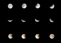 Lunar eclipse 2019: from Australia to UK, stargazers enjoy bright side of the moon