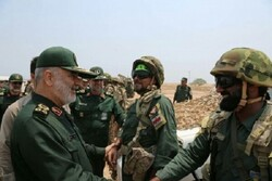 Iran's defensive strategy can turn offensive, IRGC chief warns