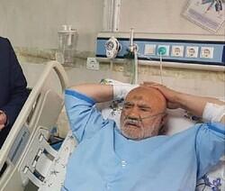 کریمی مراغه ای شاعر پرآوازه آذربایجان شرقی در بیمارستان بستری شد