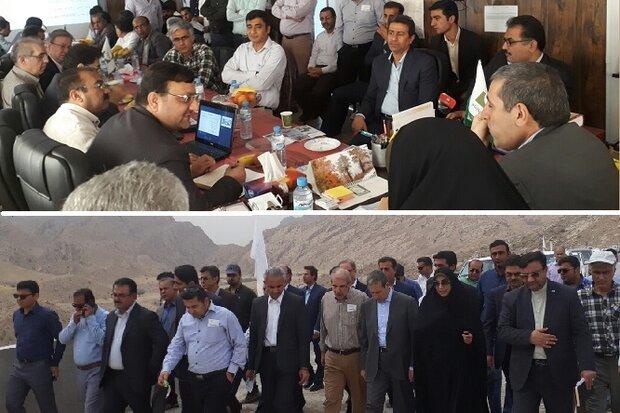 روند اجرای طرحهای حوزه آب در جنوب استان بوشهر تسریع میشود