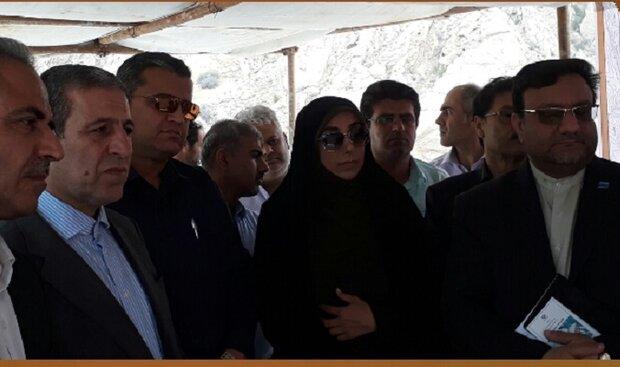 روند تکمیل پروژههای عمرانی جنوب استان بوشهر مطلوب است