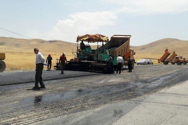 جاده قاضی خان- بدره در آستانه بهرهبرداری است