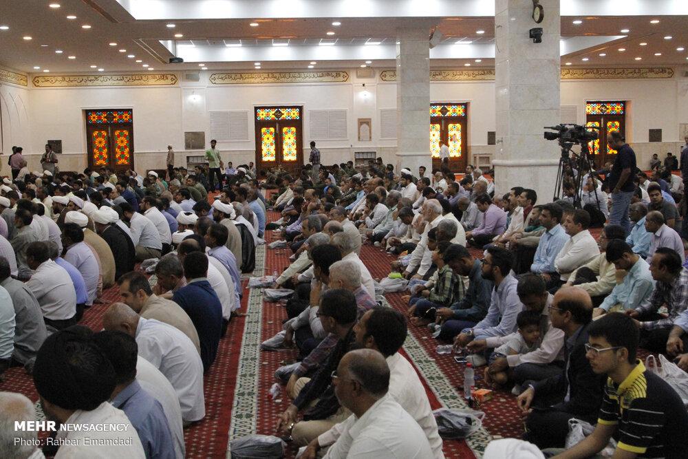 اقامه نماز جمعه در  بندر عباس