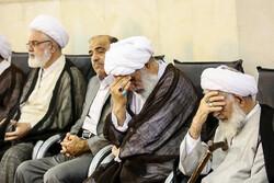 قم میں مرحوم حجۃ الاسلام حائری کی یاد میں مجلس ترحیم