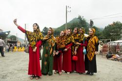 İran'ın kuzeyinde Köy ve Göçebe Kültürü Festivali