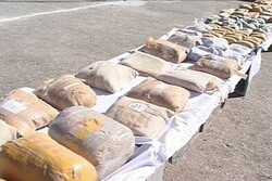Police capture 129kg of heroin in Alborz province