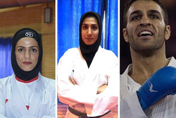 Iran collects nine medals at 2019 Asian Karate C'ships