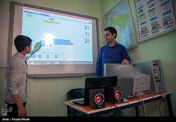 22% of classrooms nationwide made smart