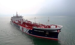 Stena Impero docks in Dubai after leaving Bandar Abbas
