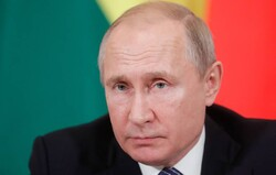 Russia's Putin welcomes any detente between Iran, U.S.
