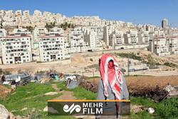 صدور حکم تخریب ۱۰۰ آپارتمان فلسطینی