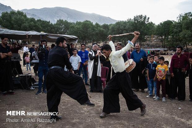 Iran's Bakhtiari nomad
