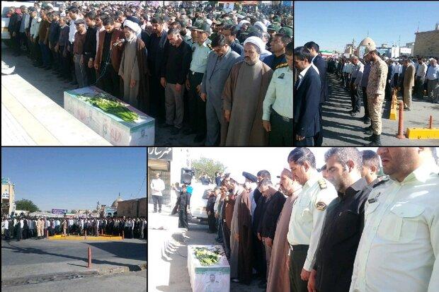چهارمحال و بختیاری ۱۴۴ شهید نیروی انتظامی تقدیم انقلاب کرده است