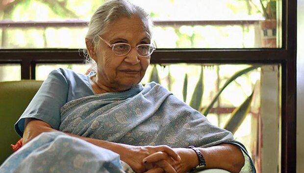 دہلی کی سابق  وزیراعلی شیلا ڈکشٹ کا انتقال ہوگیا