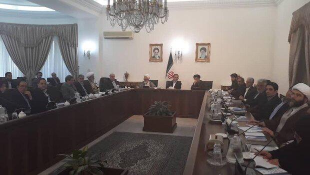 به ریاست جهانگیری؛ جلسه ستاد راهبردی نقشه فرهنگی کشور برگزار شد