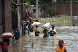 بیش از هزار و ۶۰۰ هندی بر اثر بارانهای موسمی جان باختند