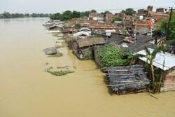 بھارت میں بارشیں اورسیلابی صورتحال کے باعث ہلاکتوں کی تعداد 30 ہوگئی