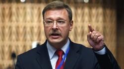 Russian senator Konstantin Kosachev