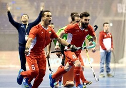 Iran hockey