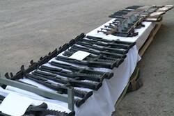 باند قاچاق اسلحه منهم شد