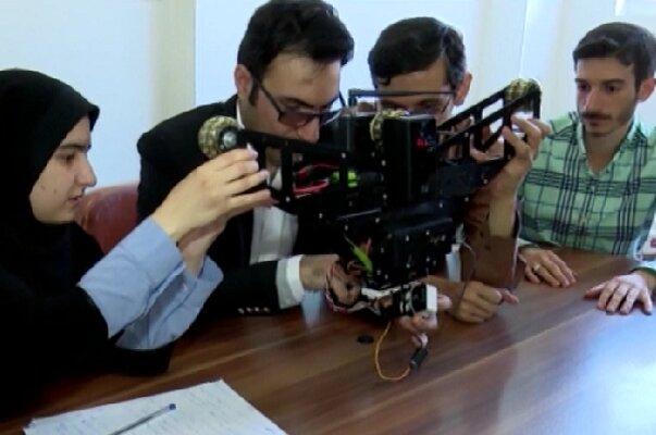 دوربین تصویربرداری کابلی در تبریز طراحی و ساخته شد