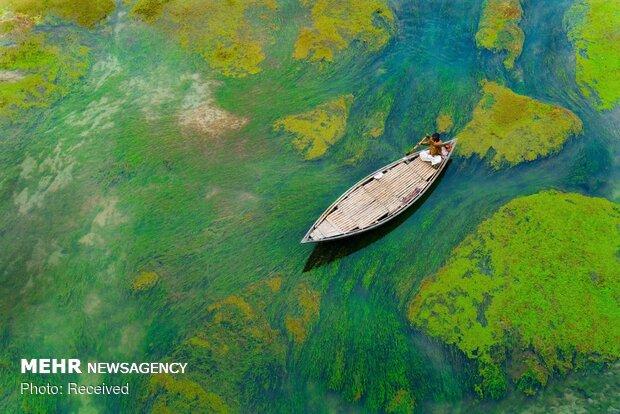 تصاویر هوایی زیبا از سطح زمین