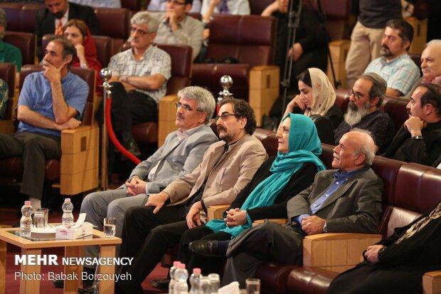 نکوداشت ۵ دهه هنرآفرینی استاد یدالله کابلی