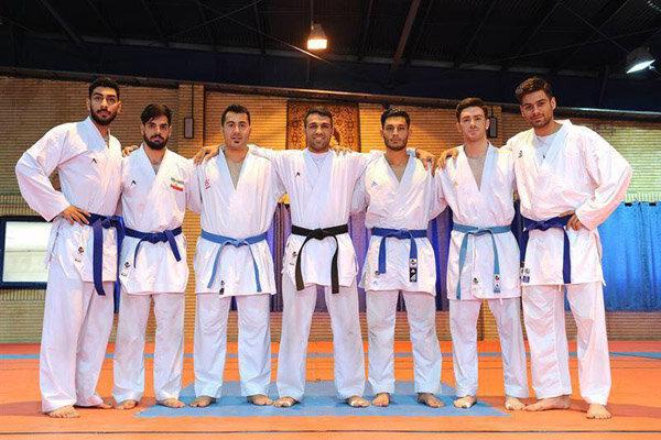 Iran bags two more gold at 2019 Asian Karate C'ships