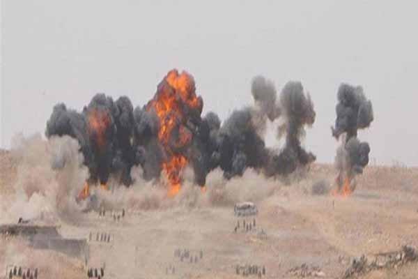 کوژرانی ۷ داعشی و تێکشکانی ۲۳ حەشارگەی داعش لە باکووری عێراق