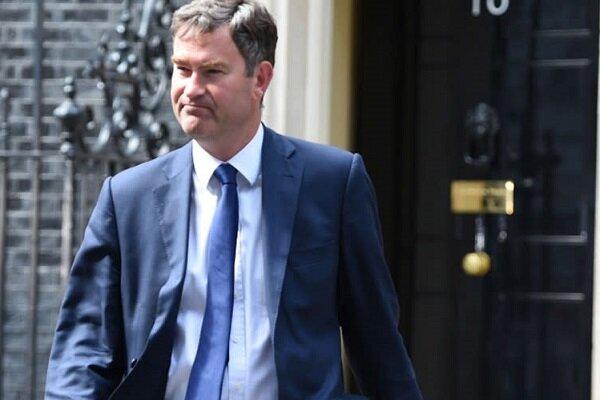 وزیر دادگستری انگلیس نیز استعفا می کند