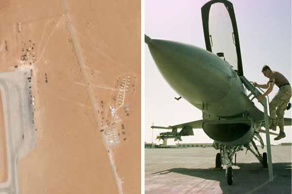 اهداف پنهان بازگشت نظامیان آمریکایی به پایگاه هوایی در عربستان