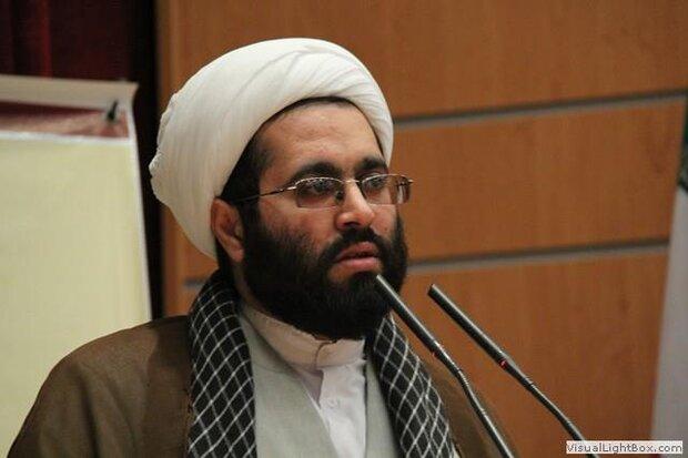 حجت الاسلام  سعید احمدی مدیرکل تبلیغات اسلامی استان زنجان شد