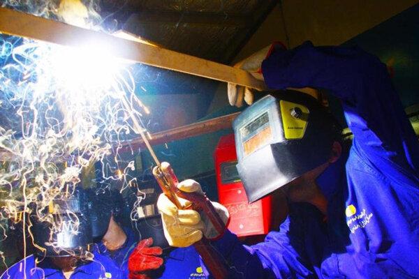 بهبودیافتگان اعتیاد در شهرری 25 هزار نفر ساعت آموزش فنی دیدند