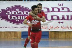 جدایی قطعی «محمد بیضایینژاد» از تیم فوتسال سوهان محمد سیما