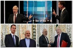 مواضع گزینههای نخست وزیری انگلیس در خصوص ایران