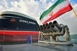 Seizure of UK oil tanker by Iran legal