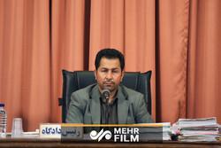 صحبتهای قاضی بعد از جلسه دادگاه محمدعلی نجفی