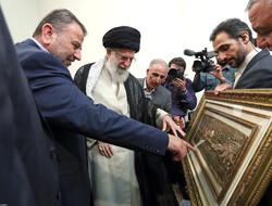 Hamas heyeti İslam Devrimi Lideri'yle görüştü