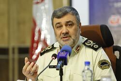 تلاش نیروی انتظامی برای تسهیل در رفت و آمد زائران اربعین