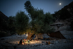 Life of Bakhtiari people in Moguyi