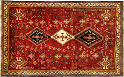 Exquisite Qashqai rugs to be unveiled at Tehran museum