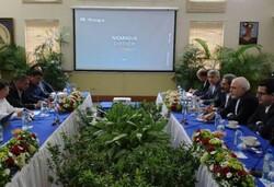 Iran, Nicaragua discuss expansion of ties