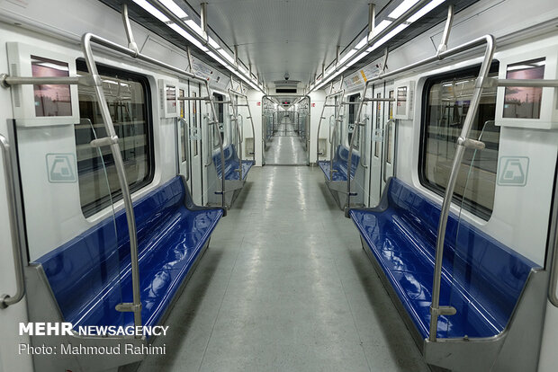 Tehran Metro to have 630 new carriages